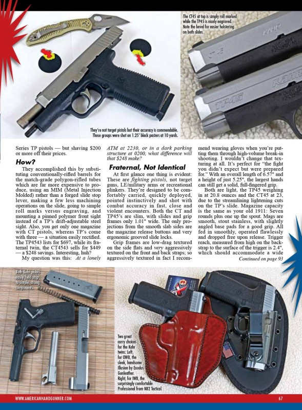 American Hangunner Jan Feb 2016 page 67